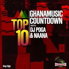 Ghana Music Top 10 Countdown (Week #1)2021