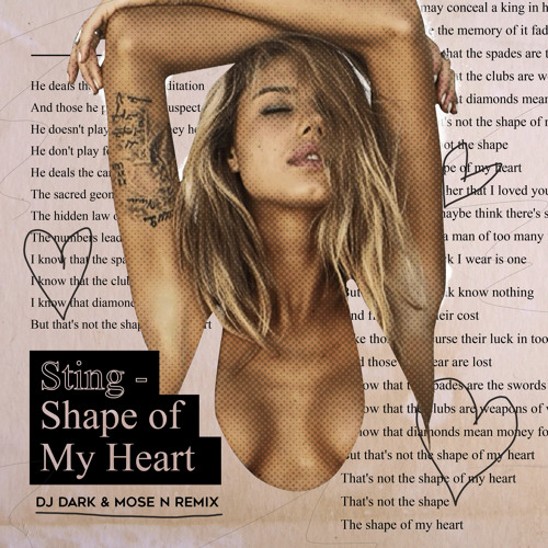Sting - Shape Of My Heart (Dj Dark & Mose N Remix) [Extended]