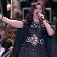 أنشودة حفل موكب المومياوات بصوت أميرة سليم