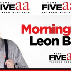 FIVEaa Leon Byner And Rob Leaney 12 - 07 - 2021