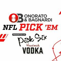 NFL Week 3 Pick 'em