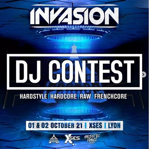 DJ Contest Hardcore & Hardstyle France Invasion