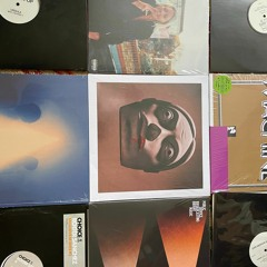 Vinyl Mix - Crooked Man // Joy Orbison // Museum of Love // Larry Heard