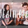 death bed (coffee for your head) - Powfu ft. beabadoobee (Cover) Andrew & Renee Foy mp3