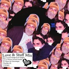 Love & Stuff Mix - BSD, El Nalgón, Open Air Discoteque, 2021