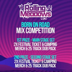 Rolling Meadows NZ // Mix Comp Submission // Ritchie
