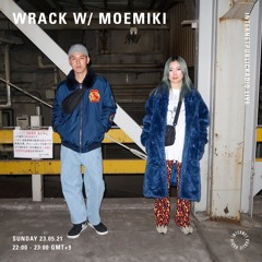 Internet Public Radio x WRACK w/ moemiki (May 23rd 2021)