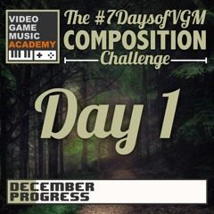 #1 An Unexpected Encounter In The Glade / #7DAYSOFVGM #MYTHICALCREATURES