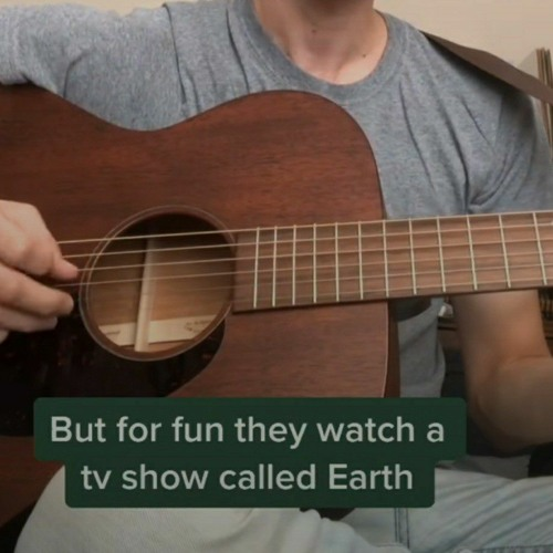 A TV Show Called Earth(By Phillip Labes on TikTok)