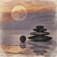 The Poetry of Stones at Moonfall