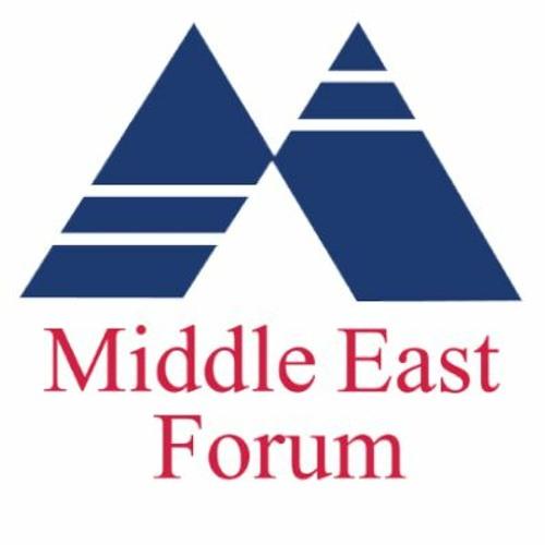Middle East Forum Webinars