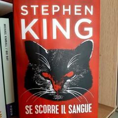 """Quattro racconti lunghi in """"Se scorre il sangue"""" di Stephen King"""