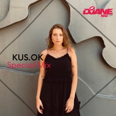 Kus.ok - DJANE MAG Special Mix, Barcelona