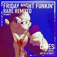 Friday Night Funkin': Rare Remixed - Caves (Vs. Donkey Kong)
