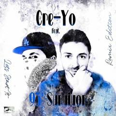 Cre-Yo Feat. 93'Survivor - Letz Start It (Uwaukh Remix)