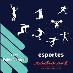 Radiosul.net Esportes - 30 07 2021