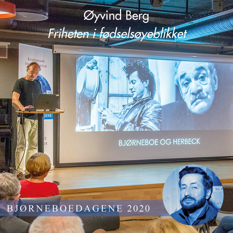 #80 - Øyvind Berg: Friheten i fødselsøyeblikket