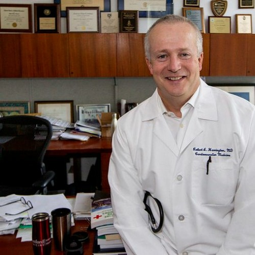 American Heart Month: A conversation with Stanford cardiologist Robert Harrington (2020)