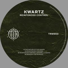 Lost In Ether   P R E M I E R E   Kwartz - Reinforced Control (Monrella Remix)[TRM003]