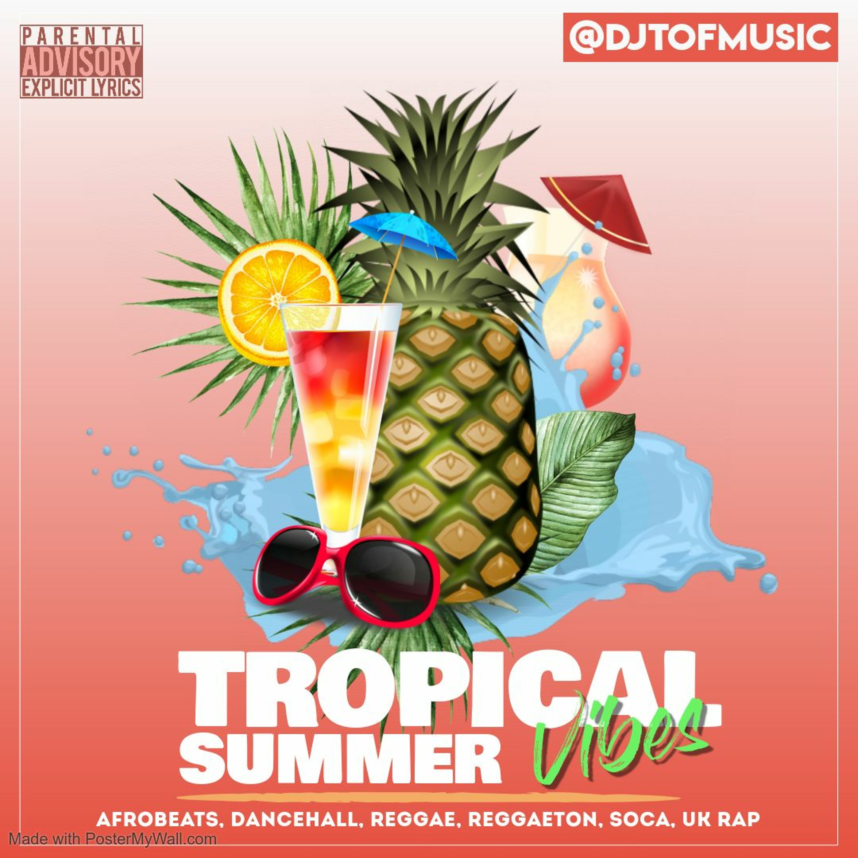 TROPICAL SUMMER VIBES 1