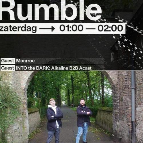 RUMBLE - INTO THE DARK GUESTMIX (ALKALINE & ACAST)