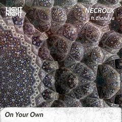 NECROLX - On Your Own (ft.Zhanelya)