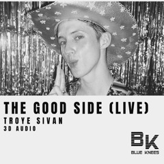 Troye Sivan - The Good Side(Live On SNL)  3D Audio