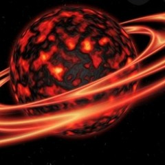 """ Molten Saturn !!! "" Mix By Rod 04.08.2021"