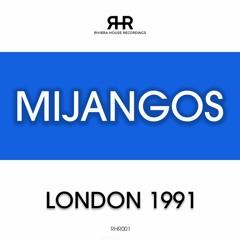 """RHR001 Mijangos """"London 1991"""" Preview"""