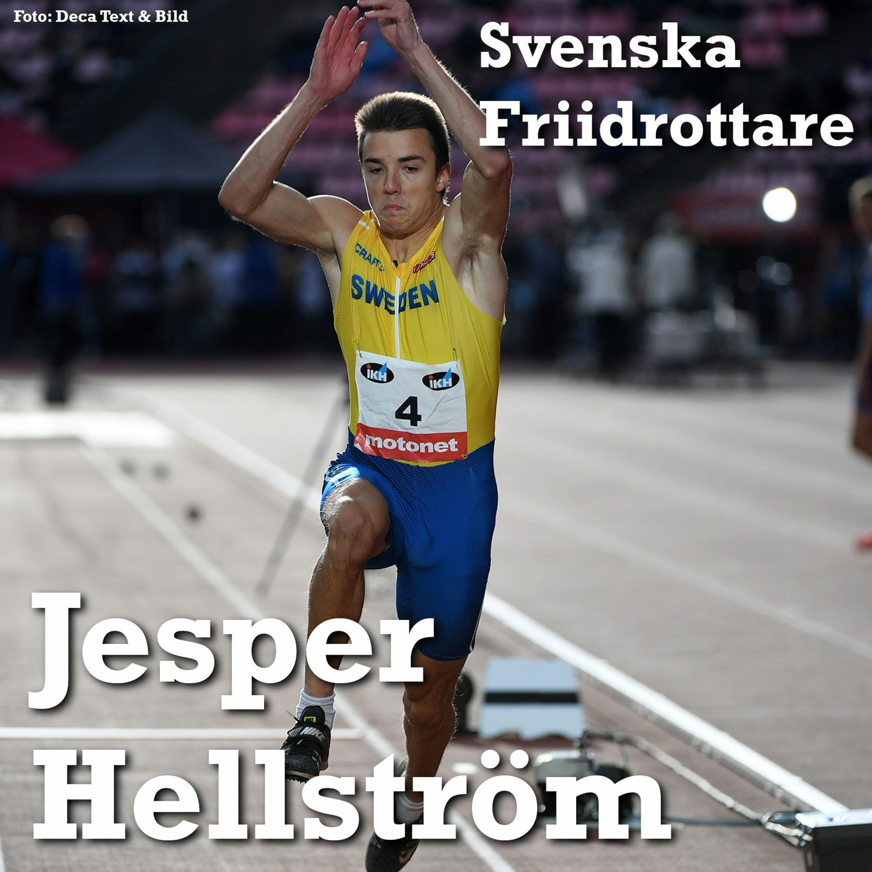 18. Svenska Friidrottare - Jesper Hellström