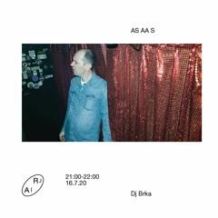 DJ Brka - AS AA S أساس X Radio alHara