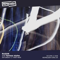 'anything but the original' guest mix for razor on reprezent