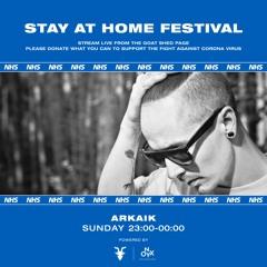 Arkaik - StayAtHomeFestival
