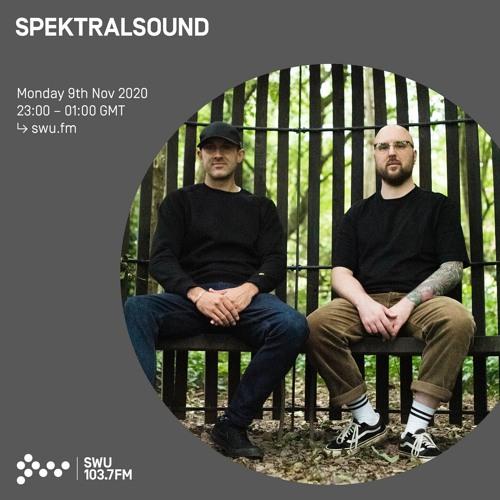 Acid Chav - Tunnel 102 - (Spektralsound SWU FM November 9th 2020) Radio Rip