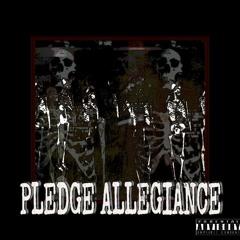 PLEDGE ALLEGIANCE Ft DESU THE HEATHEN [PROD. Shadow]