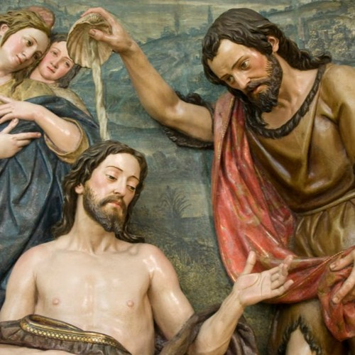 For the Feast of the Baptism of Our Lord