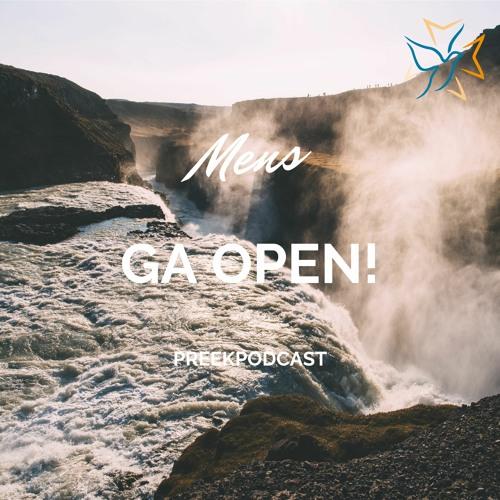 Mens ga open! Preekpodcast 5 September 2021