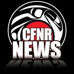 CFNR News at 4 pm with Cael Maslin July 23rd 2021