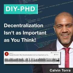 Haseeb Qureshi: Why Decentralization Isn't as Important as You Think