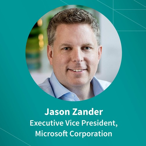 Jason Zander on Microsoft's climate goals, the cloud,  & the next frontiers of quantum computing