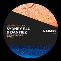 Premiere: Sydney Blu & Dantiez - Waiting For You [Origins Rcrds]