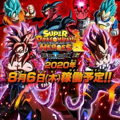 """Super Dragon Ball Heroes: Big Bang Mission """"Fight Song"""" Full Theme"""