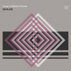 Gorge & Markus Homm - Glint