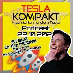 Tesla Kompakt Podcast 22.10.2021