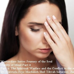 Part 2: The Spiritual Warfare and the Conflict in the world around us