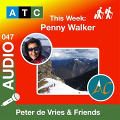 ATC 047 -Penny Walker | The Adventure Creators | Sustainable Holidays In The Pyrenees Mountains