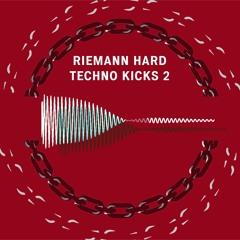 Riemann Hard Techno Kicks 2 (Sample Pack Demo Song)