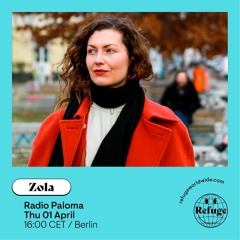 2021-04-01 Radio Paloma - Zola & Finn Johannsen