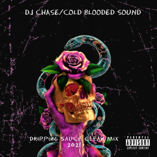 Dj Chase - Presents Dripping Sauce Clean Mix 2021 [CLEAN DANCEHALL MIX]