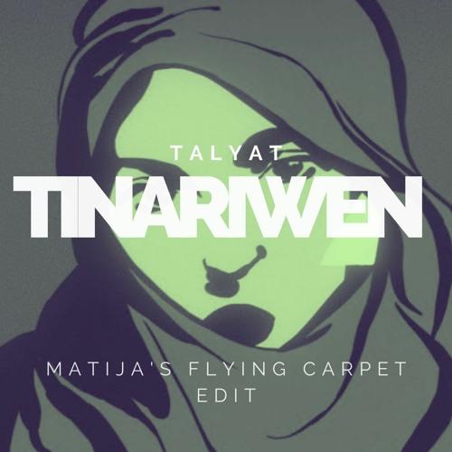 Tinariwen ... (Matija's Flying Carpet Edit)